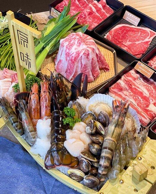 【台北美食】中山區必吃火鍋吃到飽!原味頂級和風鍋物!