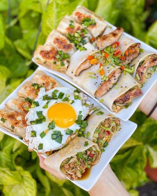【台中美食】幸福廚房早午餐 台中草悟道蛋餅!