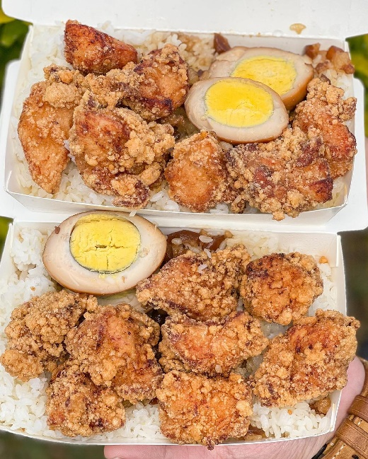 【桃園美食】大湳小林雞排肉羹 桃園大湳市場 市場小吃