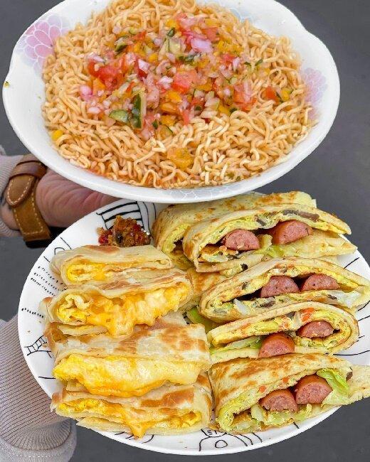 【台北美食】歐伊囍早午餐手工鮮奶蛋餅 中和美食 手工蛋餅 鮮奶蛋餅