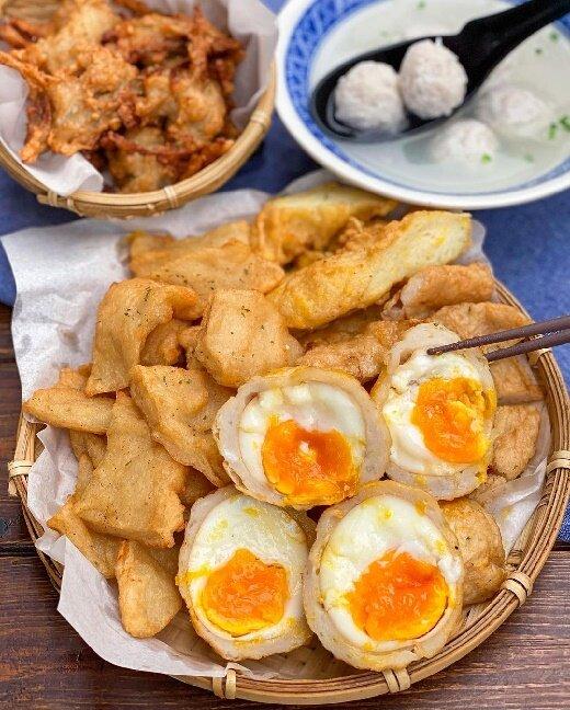 【台南美食】一農手工甜不辣 隱藏美食 特色小吃 現炸手工甜不辣 台南中西區美食