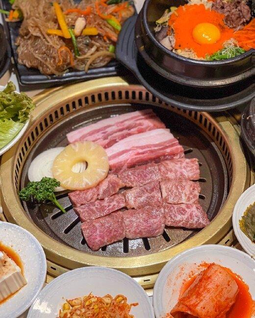 【台北美食】楓樹 韓國烤肉Maple Tree House 信義美食 韓國烤肉