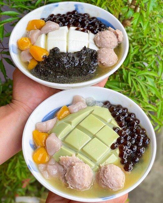 【台中美食】烏婆傳統甜品店 台中甜點 沙鹿火車站旁