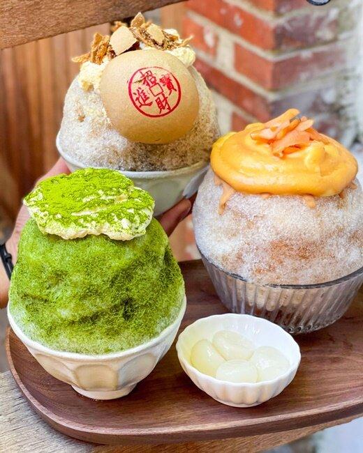 【台南美食】小島飲刨 藏身巷弄中的甜點店 台南甜點 安平老街附近