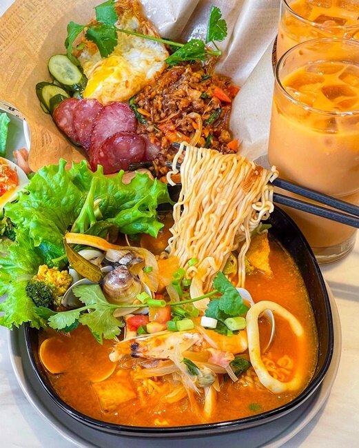 【台中美食】張波歺室 Pordi JH Lab 草悟道 泰式小吃 泰式料理