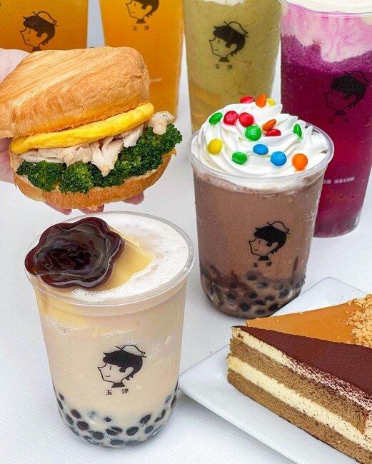 【桃園美食】玉津咖啡 輕食 甜點 下午茶的好去處