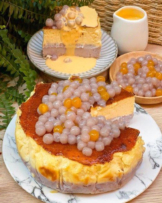 【公館甜點】芋芋舖甜點  宅配甜點  台大美食