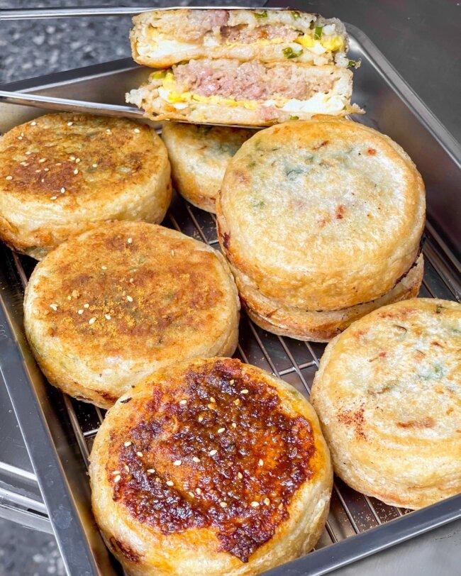 【台中美食】三十二雞蛋堡  台中小吃  一中美食  太平美食
