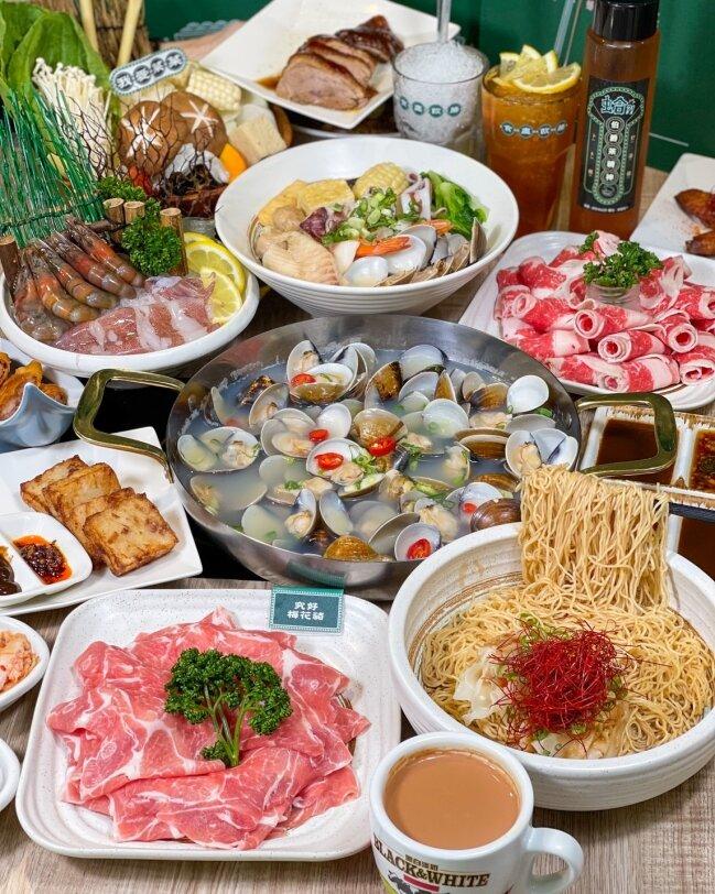 【台北美食】蛤?! Huh Pot 台北忠孝店  東區美食  蛤蜊